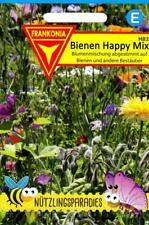 Marienkäfer Blumensamen je 1 x 260 g Bienen- und Schmetterlings-Mischung Set