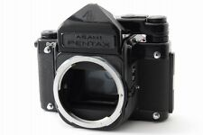 【For Parts】 ASAHI PENTAX 6x7 67 TTL Mirror Up Medium Format Camera JAPAN #2592