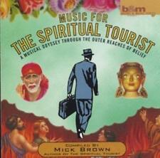 V/A, MUSIC FOR THE SPIRITUAL TOURIST (A MUSICAL JOURNEY..), SEALED 12T CD (1999)