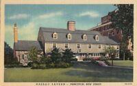 Postcard Nassau Tavern Princeton NJ