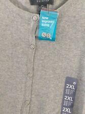 New ladies cotton cardigan , size 2XL. (22-24)