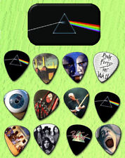PINK FLOYD  Guitar Pick Tin Includes Set of 12 Guitar Picks
