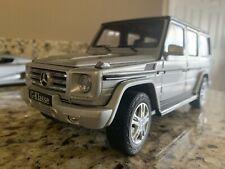 Autoart 1/18 Mercedes G55 AMG 2012 With Day Lights