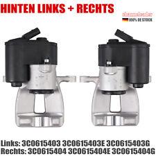 2x Bremssattel mit Stellmotor HINTEN LINKS RECHTS Für VW PASSAT 3C BJ 05-07 TRW