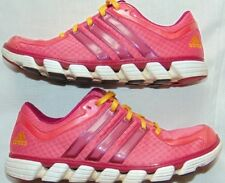 Womens Pink & Orange ADIDAS Climacool Athletic Sneakers Shoes Sz 8.5