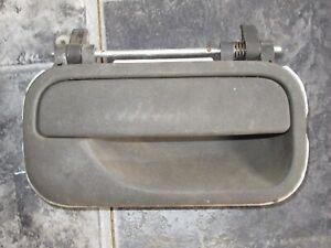 VAUXHALL VECTRA B 1995-2002 OSR EXTERIOR DOOR HANDLE DRIVER RIGHT REAR