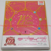New Love Live School Idol Project μ's Live Collection Blu-ray Booklet Japan F/S