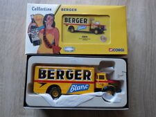 CORGI Collection BERGER EX 70204 Berliet GLR 8 Fourgon BERGER BLANC