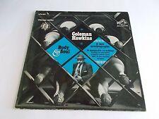 Coleman Hawkins Body & Soul LP 1964 RCA Victor LPV-501 Vinyl Record