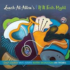 Lunch At Allen's - If It Feels Right (NEW CD)