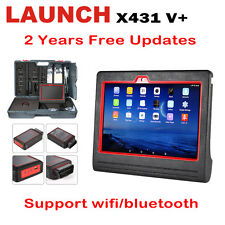 Launch X431 V+ OBD2 Auto Diagnostic Scanner Key Programming Tool Global Version