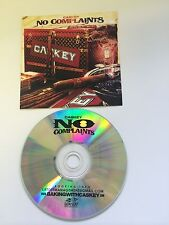 CASKEY CD No Complaints Mixtape Original Cover Before YMCMB Deal RARE