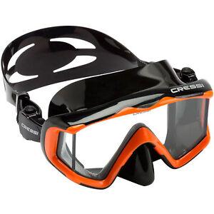 Cressi Pano 3 Scuba Dive Mask