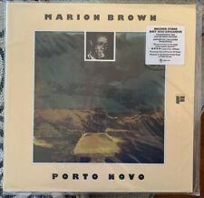 RSD 2020 Marion Brown Porto Novo LIMITED RED COLOR VINYL LP Audiophile Grade