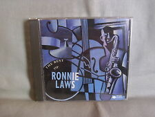 Ronnie Laws- The Best of- BLUE NOTE 1992 NEU