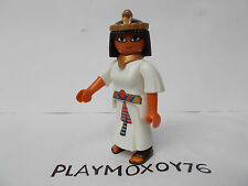 PLAYMOBIL. TIENDA PLAYMOXOY76. FIGURA DE EGIPCIA.