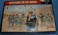 STRELETS Set M 125 - ROMAN AUXILIARIES ON THE MARCH - 1/72 SCALE