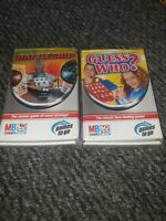 BattleShips And Guess Who Travel Games