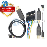 Original 6Pin FTDI FT232RL USB to TTL Serial Converter Adapter Cable For Arduino