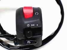SYM GTS 125 INTERRUPTEUR DE GUIDON à droite Démarreur lumière Disjoncteur moteur