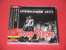 DEEP PURPLE MK II LIVE IN COPENHAGEN 1972  JAPAN 2CD SET