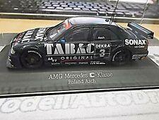 MERCEDES BENZ C Klasse DTM EVO #3 Asch Tabac Original Sonax AMG Minichamps 1:43