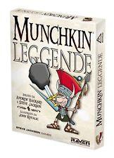Munchkin Leggende - party game gioco da tavolo Raven italiano