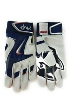 New Nike UCONN Huskies MVP Hyperfuse Mens Size XL Baseball Batting Gloves PGB446