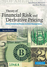 Theory of Financial Risk and Derivative Pricing: From Statistical Physics to Ris