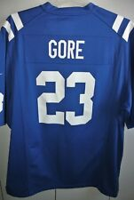 Indianapolis Colts #23 Frank Gore 2016 Home Jersey Nike On Field Mens XL/Mint