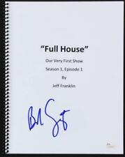 "Bob Saget Signed ""Full House: Our Very First Show"" Episode Script JSA COA"