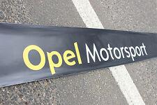 Opel Motorsport Blendstreifen Aufkleber