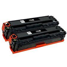 2 Pack Black Toner Cartridge for Canon 116 MF8050Cn MF8030Cn MF8030Cn MF8050Cn