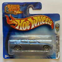 2004 Hotwheels Maserati Quattroporte first editions European Short Card MOC!