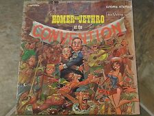 "Album By Homer & Jethro, ""Homer & Jethro At The Convention"" on Rca Victor"