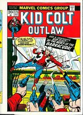 Kid Colt Outlaw 175 COVER PRODUCTION ART KIRBY PROOF`73