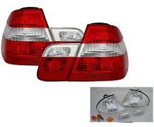 2 FEUX ARRIERE BMW SERIE 3 E46 BERLINE 98 A 08/2001 + 4 CLIGNOTANT