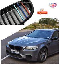 M Sport Grill Sticker 3 Colour Stripes Vinyl Decal Badge Emblem For BMW