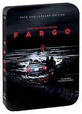 Fargo (Blu-ray Disc, 2017, 20th Anniversary Edition SteelBook)