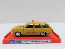 SCHUCO 302 630 VW PASSAT VARIANT ' ADAC ' VERY NEAR MINT BOXED 1:43