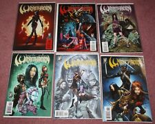 Wraithborn Comic Book, Issues 1-6 Complete Series