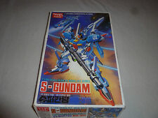 NEW S-GUNDAM ACTION FIGURE PLASTIC MODEL KIT ACADEMY 1:144 MSA-0011 VINTAGE NIB