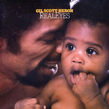 Gil Scott-Heron - Real Eyes [New CD] UK - Import