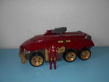 16.9.3.21 camion Rolling Battle Headquarters STARK Hasbro 2010 Iron Man figurine