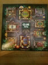 2005 CLUE Game REPLACEMENT PIECES Character Pawn WEAPON Notebook ENVELOPE Cards
