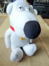 BRIAN DOG SOFT TOY PLUSH FAMILY GUY TV CHARACTER TEDDY