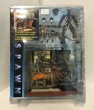 McFarlane Spawn The Movie The Final Battle Playset Sealed!