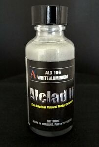 ALCLAD2, ALC106, WHITE ALUMINIUM
