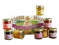 Pioneer Valley Souvenir Gourmet Jam Jelly Sampler Gift Set Box Fruit Preserves