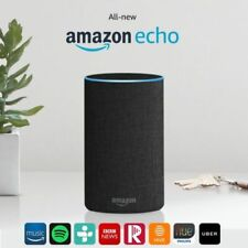 Amazon Echo (2nd Generation) Grey Voice Assistants